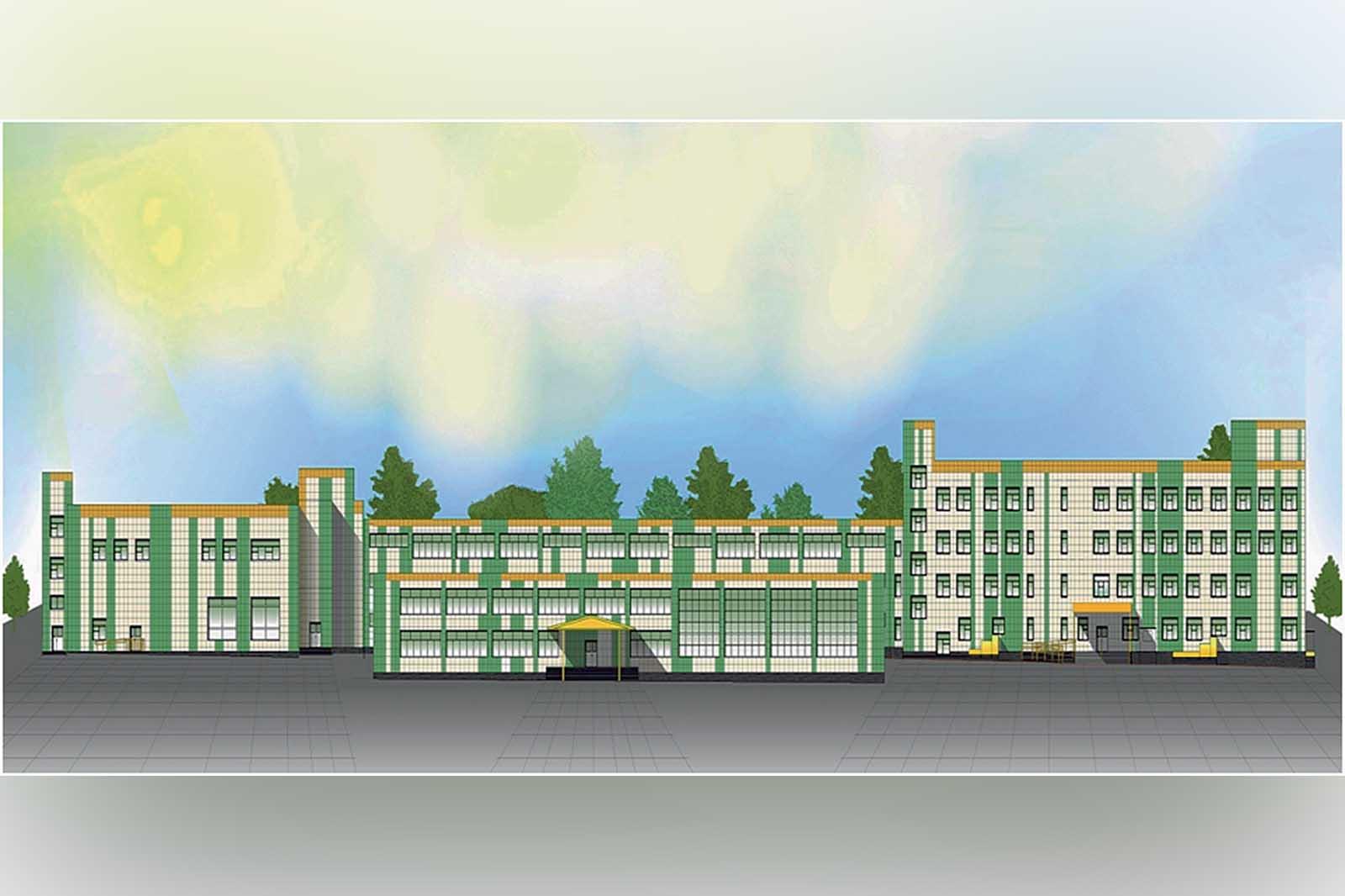 Реконструкция школы № 51